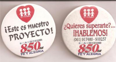 Chapas Radio 850 AM Fe y Alegria