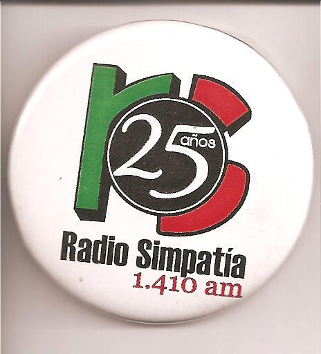 Chapa Radio Simpatia 1.410 AM