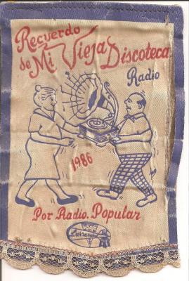 Banderin Radio Popular AM 700