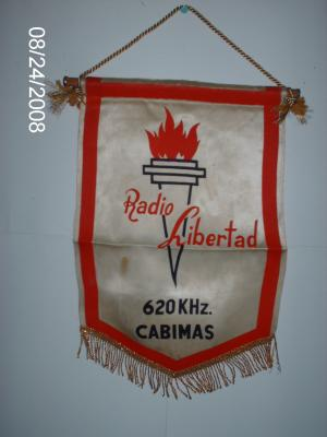 Estandarte Radio Libertad 620 AM