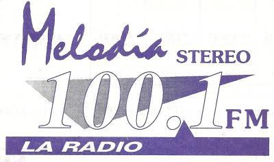 Tarifas Melodia Stero 100.1 FM