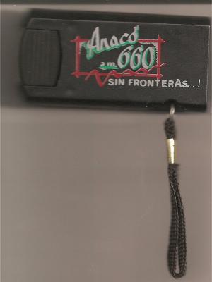 Linterna Radio Anaco 660.