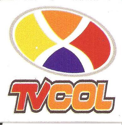 Calcomania TV COL