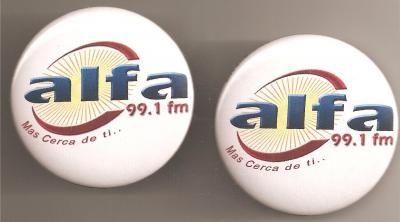 Chapas Alfa 99.1